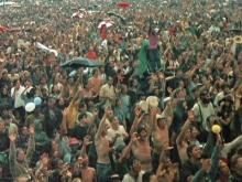 Fayetteville man recalls time at Woodstock
