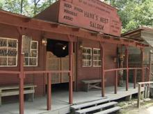 Johnston County man creates his own western town
