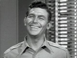Before Hollywood came to Mayberry, Andy Griffith was growing up in Mt. Airy.