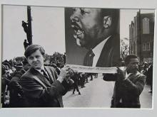 Burk Uzzle's exhibit remembers MLK