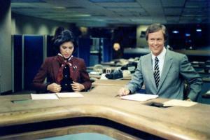 Adele Arakawa & Bill Leslie in 1986.