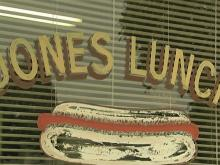 Established in 1958, Jones Lunch, at 415 East Main St. in Clayton, is known for its hot dogs.