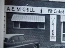 Mebane's A&M Grill serves up barbecue