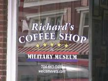 Mooresville is home to America's most patriotic coffee shop