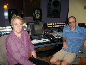 Audio aces Wes Lachot & John Plymale