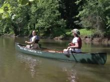 Neuse River offers getaway within city limits