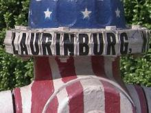 Laurinburg village has many Scottish descendants