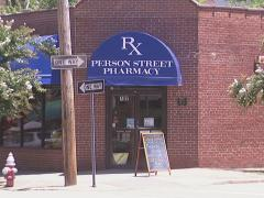 Person Street Pharmacy celebrates 100 years