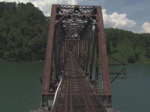 The Great Smoky Mountain Railroad
