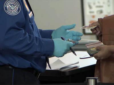 Airport security, TSA generic