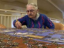 puzzle lady