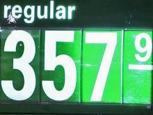 Gas prices falling for Memorial Day