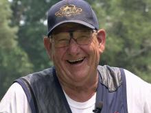 Nashville resident Larry Corbett is a world champion in sporting clays.
