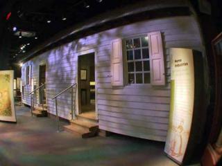 The Story of North Carolina opens Saturday, Nov. 5, 2011, at the North Carolina Museum of History.