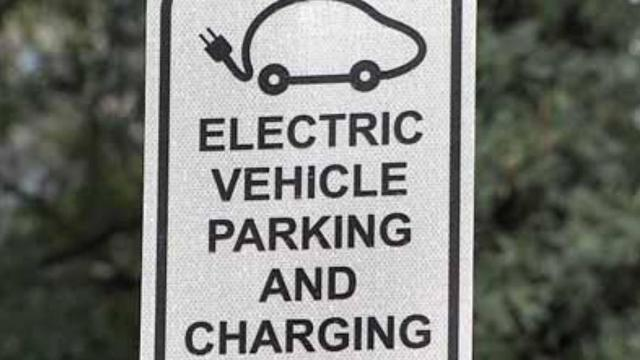 With an increase of electric cars on the road, cities like Raleigh are adding more public charging stations.