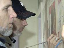 Twin artists