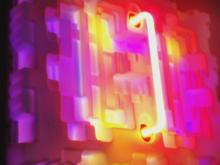 neon artist