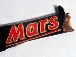 Candy from Mars
