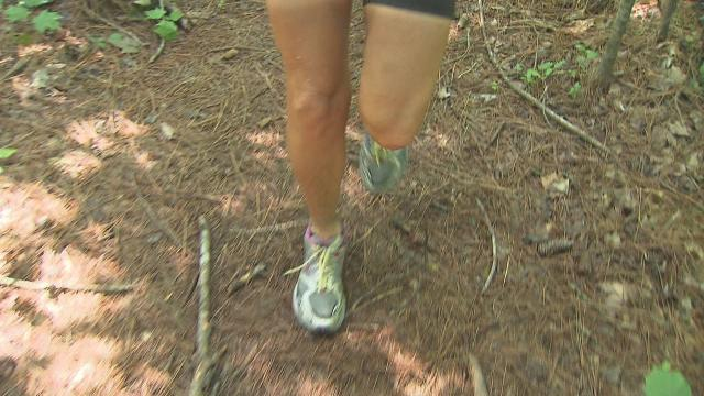 There are only hours remaining until an ultra-endurance runner sets a record for running the North Carolina Mountains to Sea Trail - if she makes it on time. WRAL's Tar Heel Traveler joins 52-year-old Diane Van Deren on the trail to tell her inspiring story of perserverance.