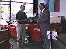 Chevy salesman