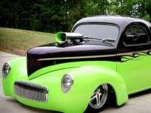 Sanford man builds hot rods