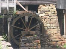 Historic Yates Mill is aging Raleigh icon