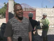 NC Volunteers join Haitians to rebuild community center