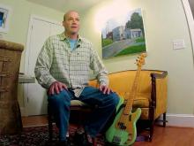 Raleigh bass player influenced by his art