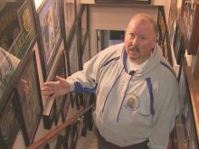 Retired officer a collector of law enforcement memorabilia