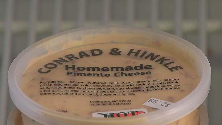 Lexington store is pimento cheese