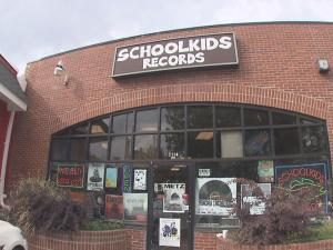 Schoolkids Records is a Raleigh landmark that has stood for nearly 40 years on Hillsborough Street. It's an independent music store that has survived while others have gone under, and it's long been a part of Stephen Judge's life. He grew up at the store, worked there and now owns it.