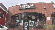 IMAGES: Schoolkids Records a Raleigh landmark