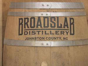 The Broadslab Distillery in Benson makes legal moonshine. It's a business that the owner says pays homage to his ancestors and the rich moonshine heritage of North Carolina.