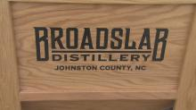 IMAGES: Benson distillery honors NC's moonshine legacy