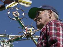 Wilson whirligig creator leaves artistic legacy