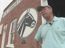 Old building is piece of history for owner