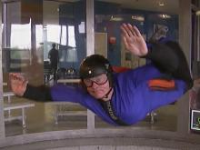 Raeford wind tunnel mimics skydiving