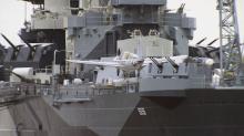 IMAGES: State Employees' Credit Union pledges $3 million to Battleship NC
