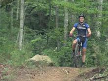 Brevard athletes make most of mountain location