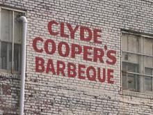 Clyde Cooper's Barbecue in Raleigh is celebrating 75 years of service.