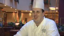 IMAGES: At nearly 7 feet, Concord chef may be tallest in America