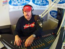 If it's Sunday, Big John Ruth is on the radio in Raleigh