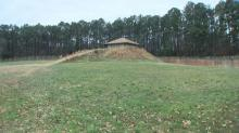 IMAGES: Mysterious mounds draw visitors to Montgomery County