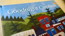 IMAGES: Saying 'Goodnight' to Chapel Hill spawns book, map and app