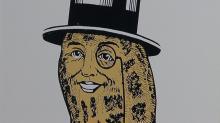 IMAGES: Iconic 'Mr. Peanut' mascot has local ties