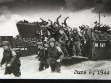 Southport D-Day vet on cover of Time Magazine during WWII