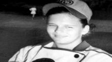 IMAGES: Female baseball trailblazer from Charlotte