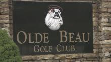 IMAGES: Beloved bulldog is namesake of mountaintop golf club