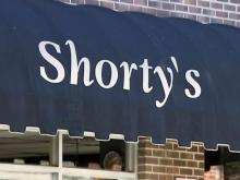 Shorty's hot dogs