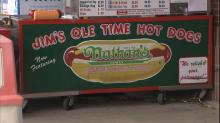 IMAGES: Cary hot dog stand a DIY paradise